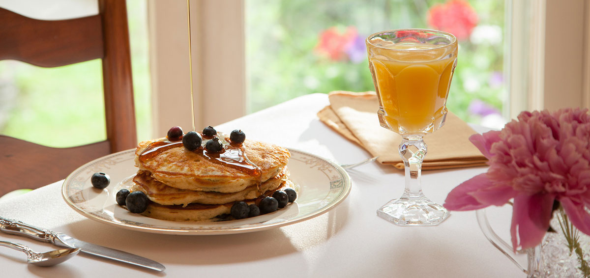 Cooperstown NY Lodging - Breakfast