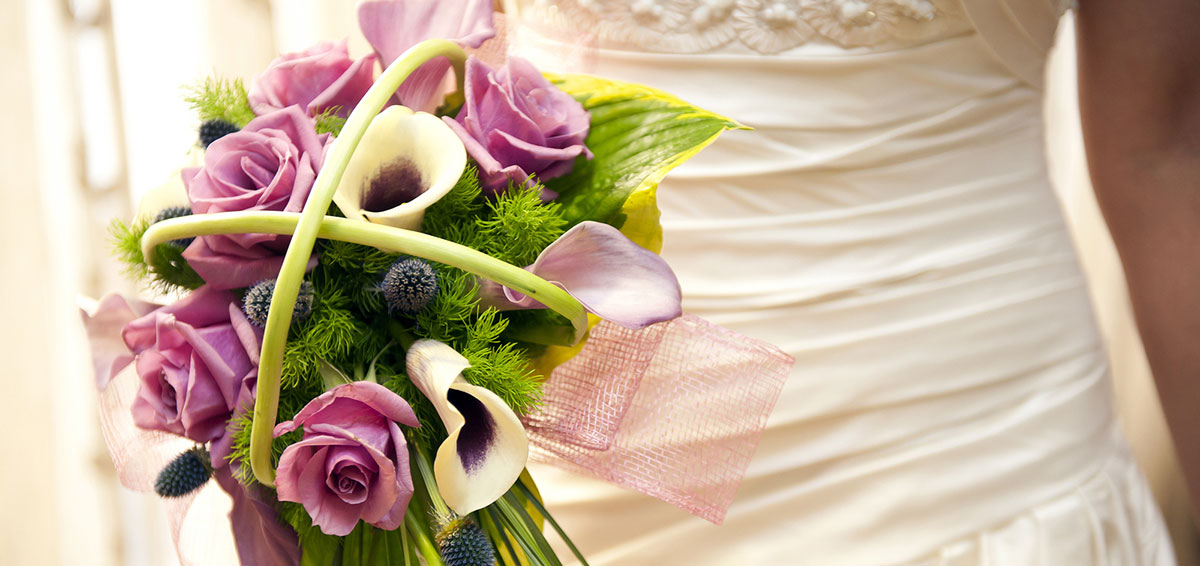 Elope in Upstate New York - Bridal Bouquet