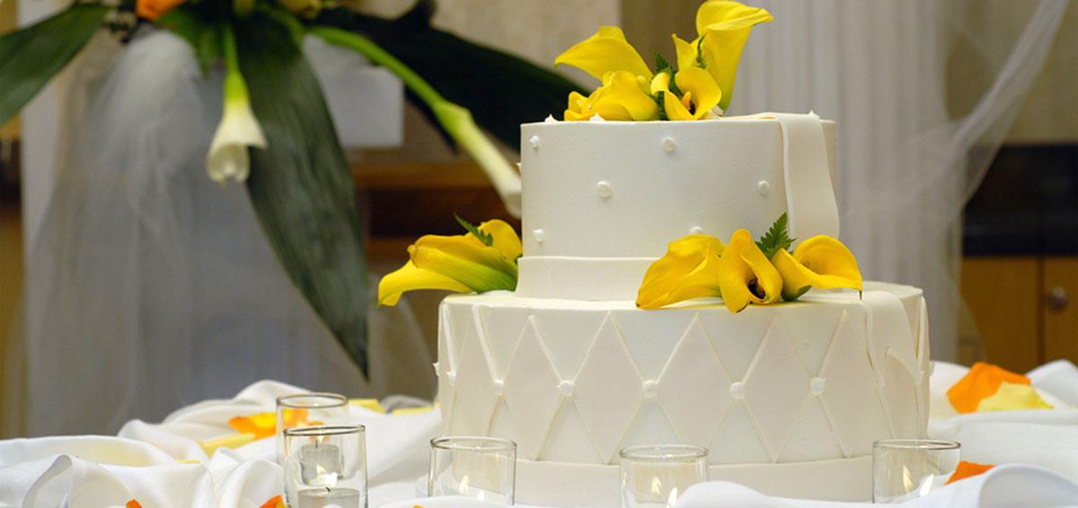 Elope in Upstate New York - Cake