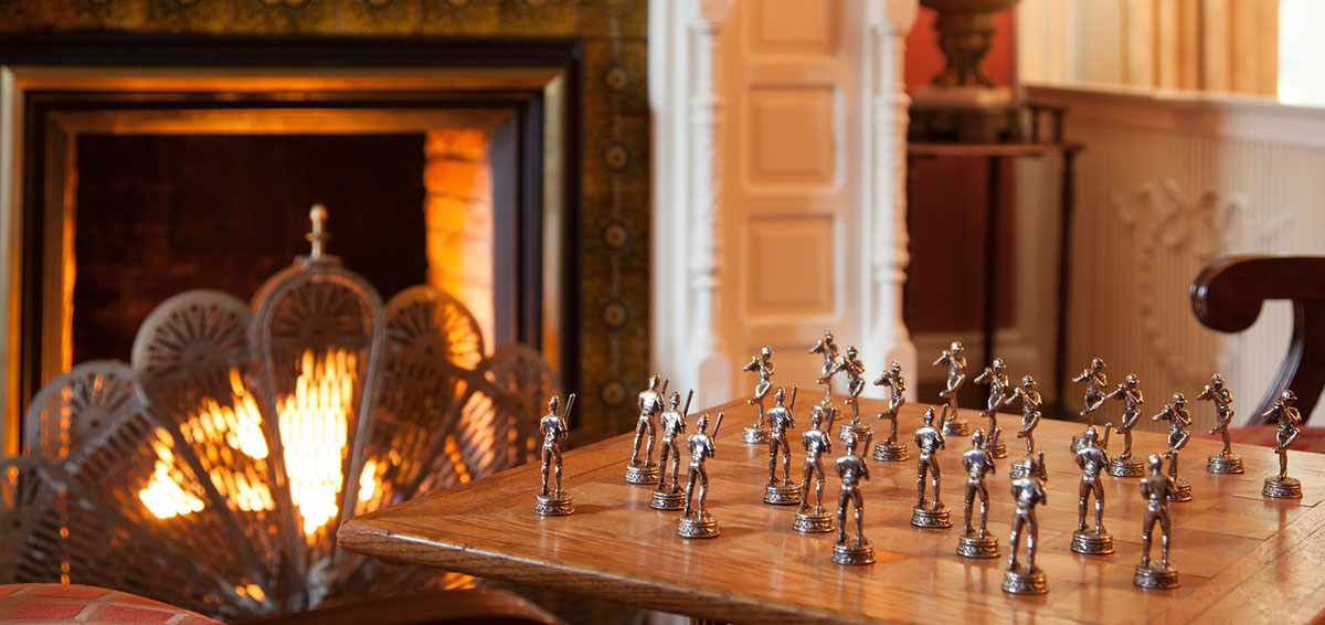 Cooperstown Lodging - Game of Chess