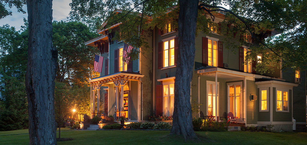 Luxury Bed And Breakfast New York