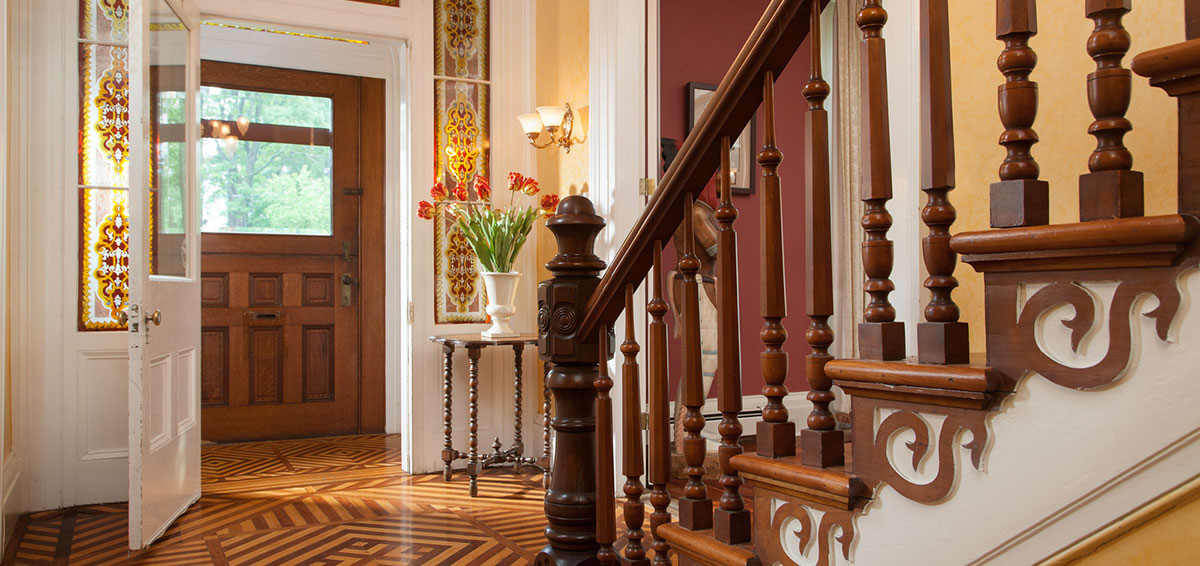 Cooperstown Bed and Breakfast - Entry Way