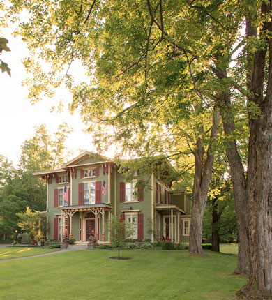 Cooperstown Lodging - Bed and Breakfast
