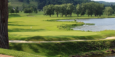 Otesgo Golf Course in Cooperstown - Golfing