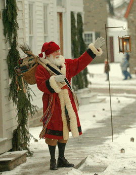 Cooperstown New York Christmas