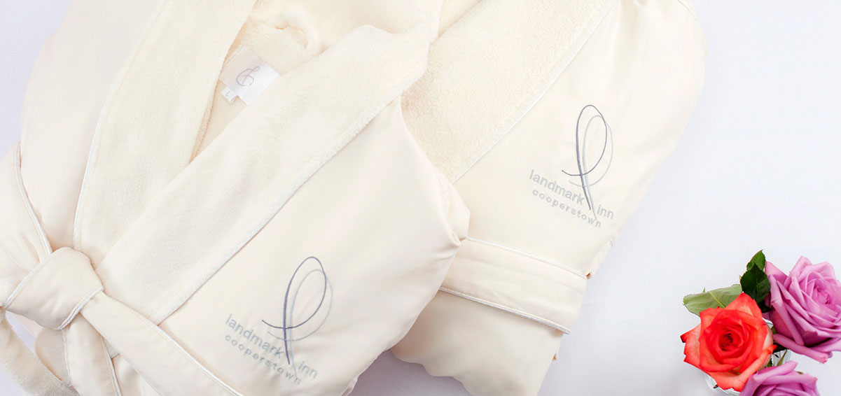 Cooperstown NY Hotel- Robes