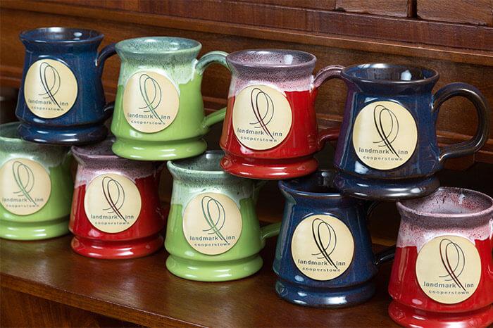 Landmark Inn Logo Mug