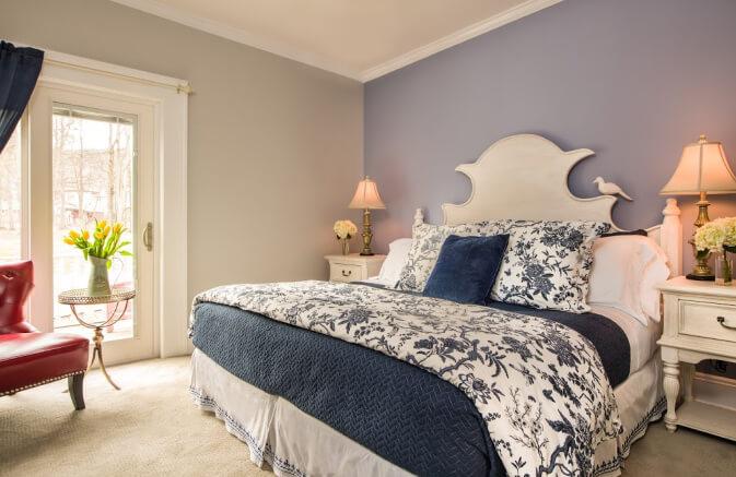 Provence Room at Landmark Inn