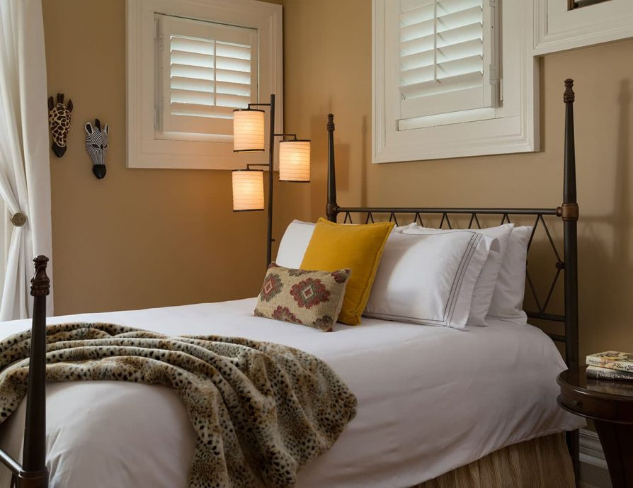 Lodging in Cooperstown, NY - Beautiful Bed at an Inn