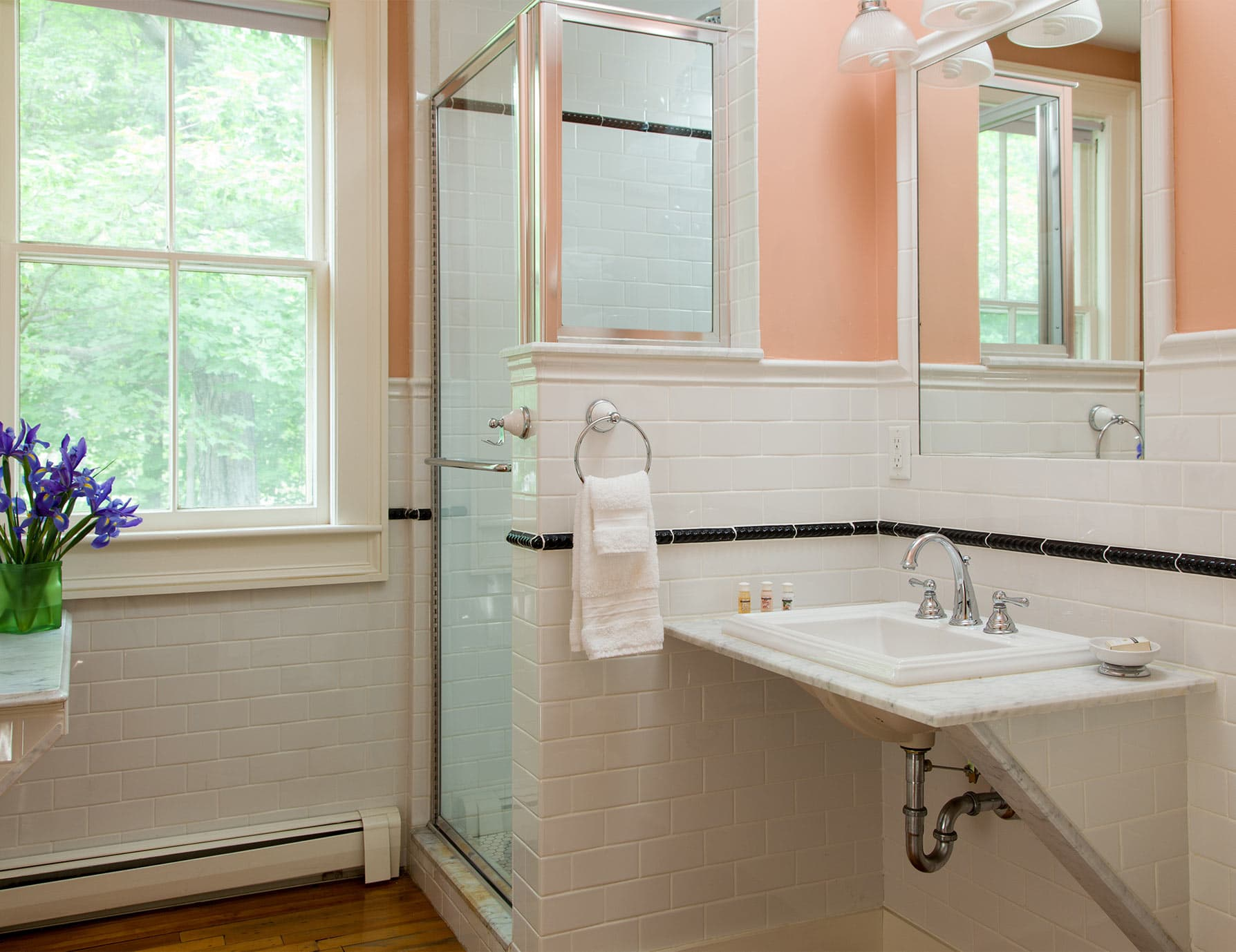 Bathroom with Dream Shower for Two