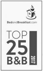 Top 25 B&B