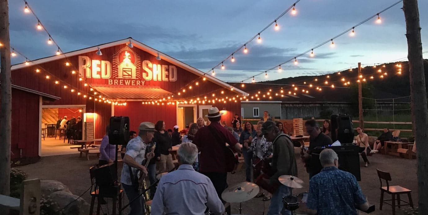 Music Night at Red Shed Brewery
